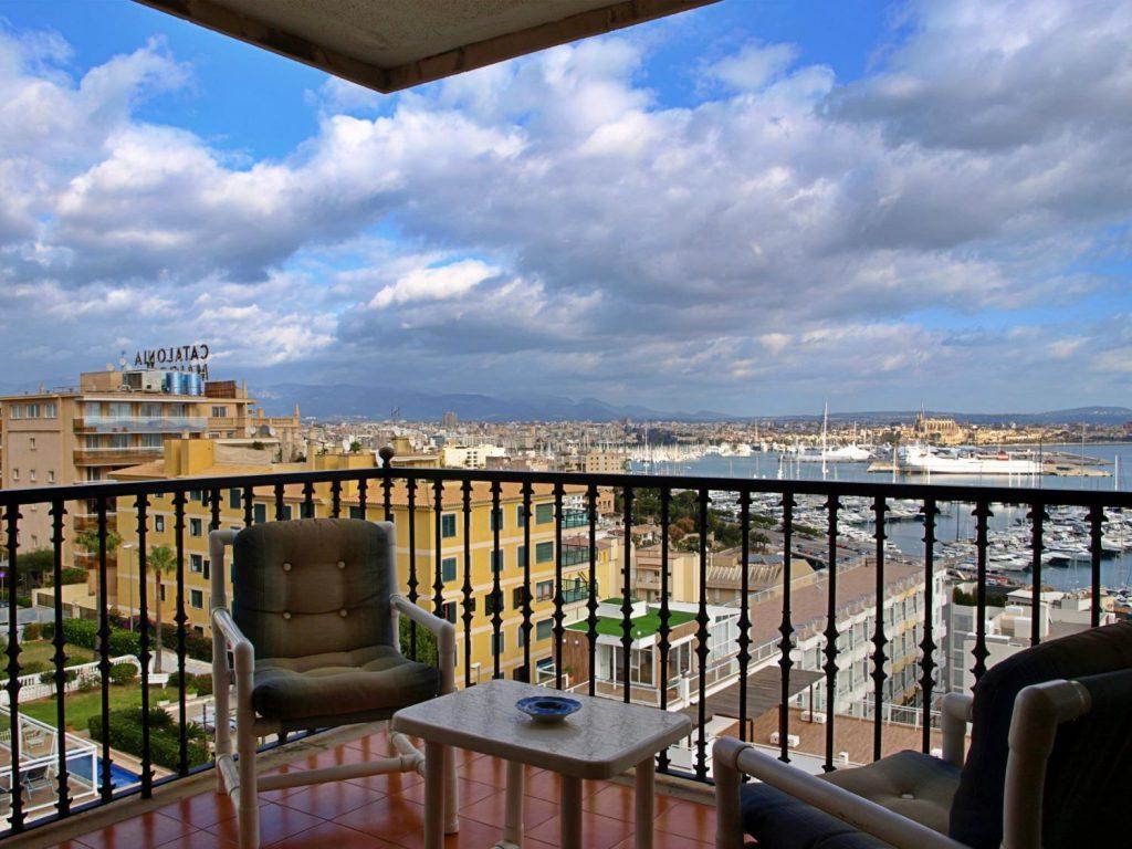 49494 2667284 foto 246796 1024x768 - Elegancia, luminosidad y unas impresionantes vistas unidas en este piso en La Bonanova (Palma de Mallorca)