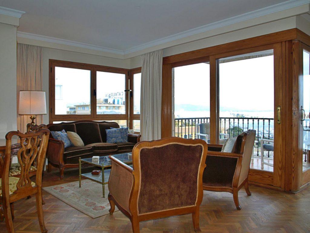 49494 2667284 foto 495659 1024x768 - Elegancia, luminosidad y unas impresionantes vistas unidas en este piso en La Bonanova (Palma de Mallorca)