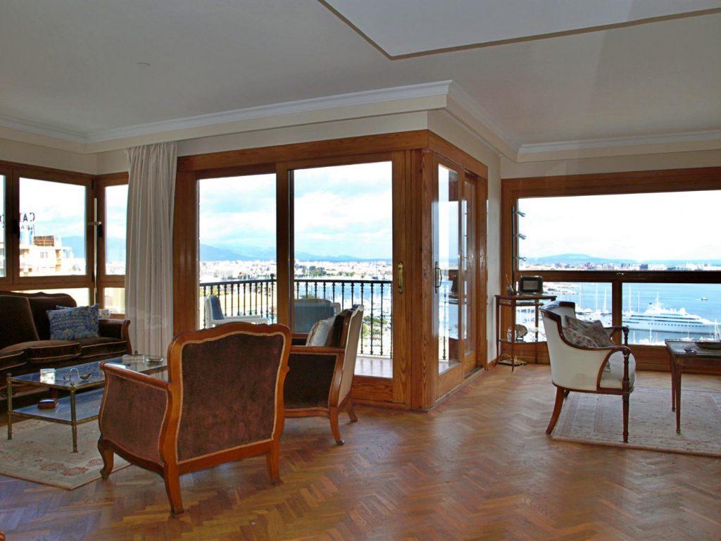 49494 2667284 foto 642468 1024x768 - Elegancia, luminosidad y unas impresionantes vistas unidas en este piso en La Bonanova (Palma de Mallorca)