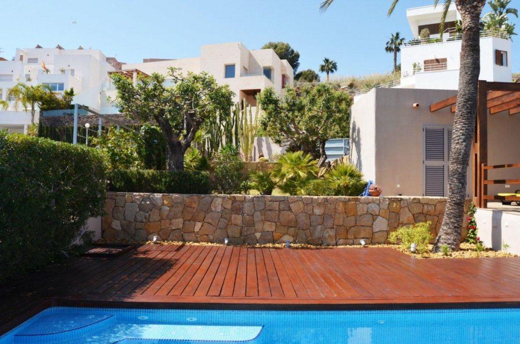 49702 2914632 foto 792817 1024x678 - Golf, playa y vistas privilegiadas en una villa en el levante almeriense (Mojacar, Almeria)
