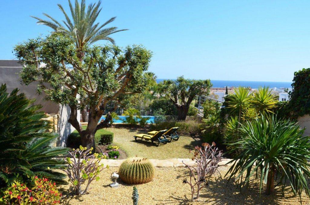 49702 2914632 foto 917737 1024x678 - Golf, playa y vistas privilegiadas en una villa en el levante almeriense (Mojacar, Almeria)