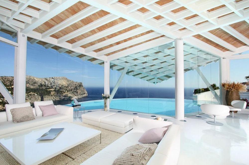 5 17 - Espectacular villa en Puerto de Andratx (Mallorca), con un fantástico diseño de gaviota