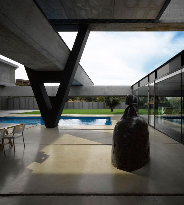 5 19 - Casa Hemeroscopium: imponente y atrevido diseño en Las Rozas de Madrid