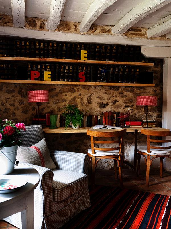 5 2 - Toque cálido de primavera en una preciosa casa de campo en Sepúlveda, Segovia