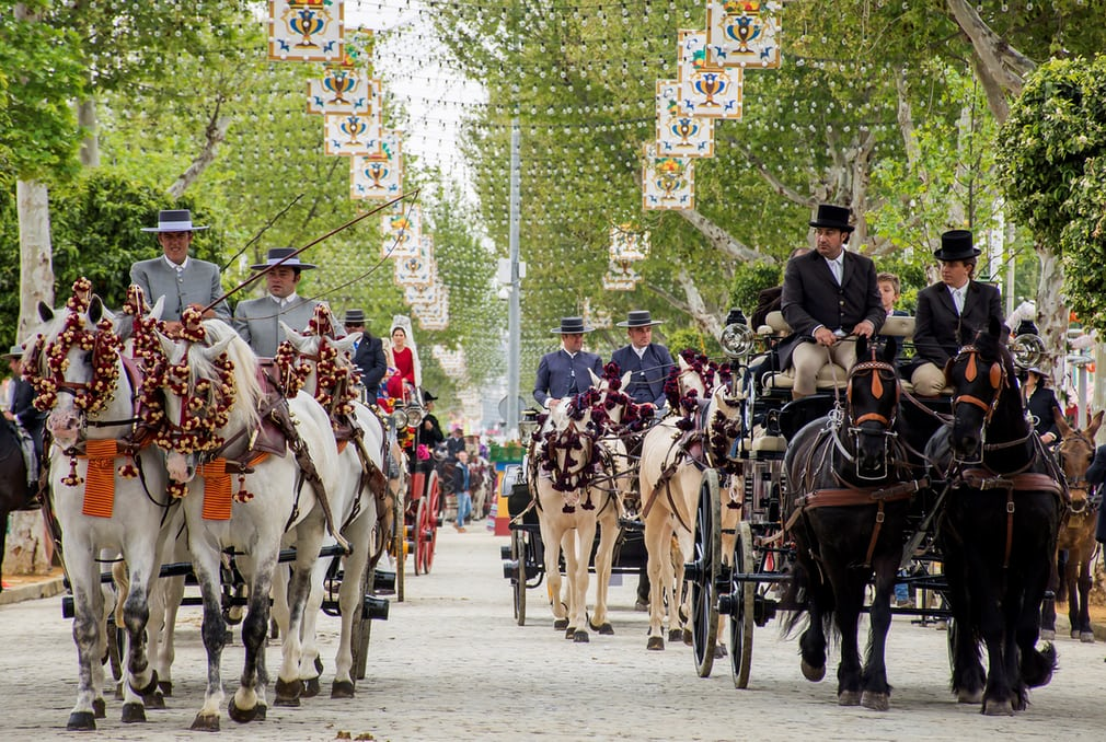 5023 - Feria de abril 2018: Trucos que debes saber si vas a visitar la famosa feria de Sevilla