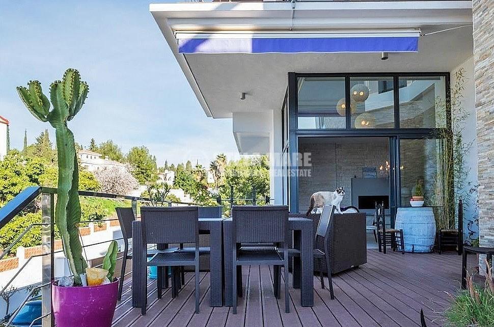 51743606 2793367 foto 720355 - Disfruta del encanto de Nerja en esta villa con  3 casas independientes. Diseñada para disfrutar en familia