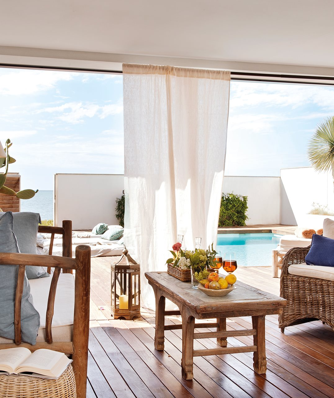 518 - Preciosa casa a orillas del Mediterráneo para unas vacaciones en Costa Blanca (Alicante)