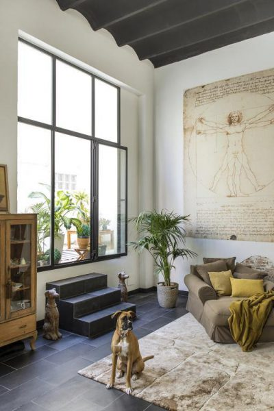 "52182061 2009240 foto 236301 400x600 - Apartamentos metropolitanos que todo ""hipster"" debería tener"