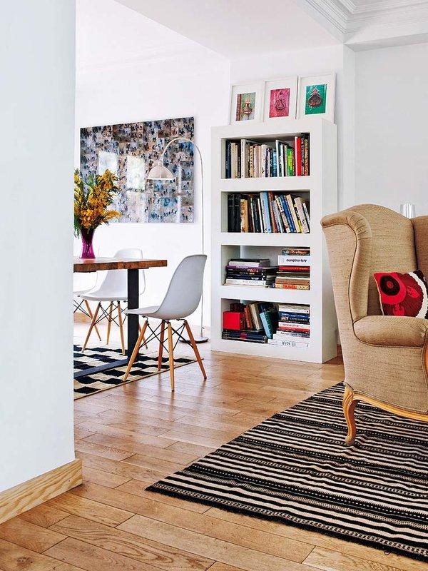 522 - Preciosa casa con un romántico patio ajardinado en pleno corazón de Madrid