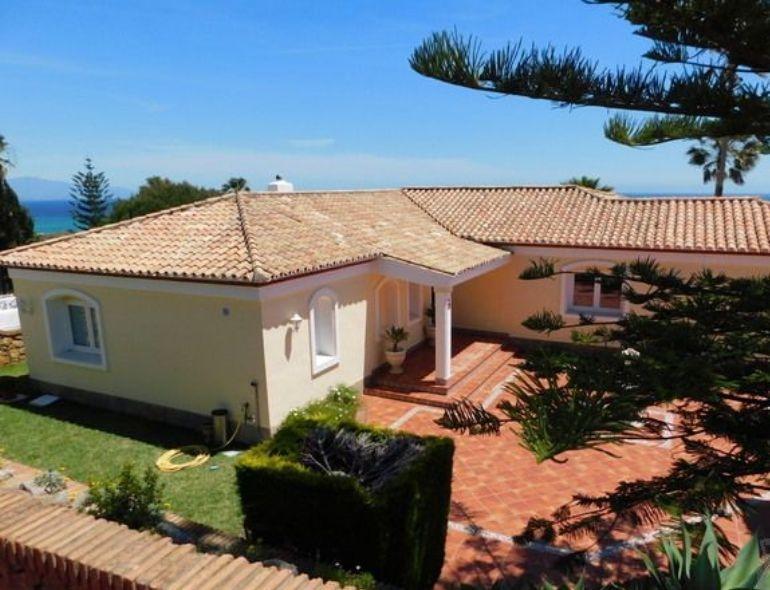 55495 1997568 foto 589549 - Vistas panorámicas a al puerto deportivo en una villa de ensueño en Chullera (Manilva)