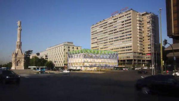 58 1 600x340 - Madrid estrenará Axis, un edificio diseñado por Norman Foster