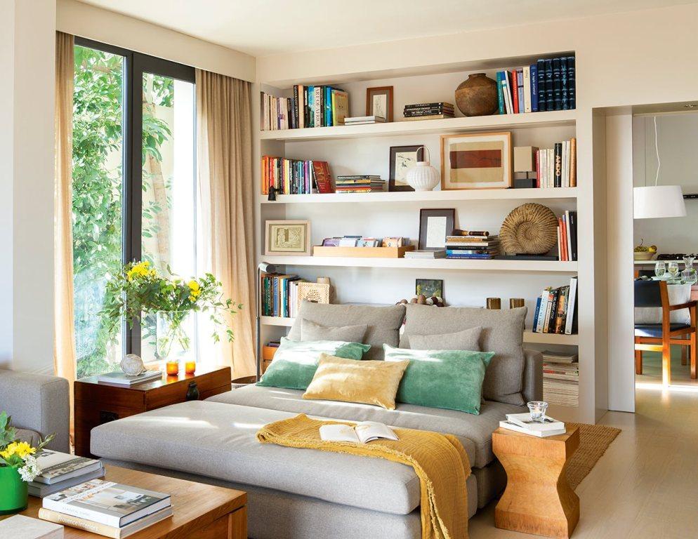59 - El séptimo cielo: Una preciosa casa en Barcelona rehabilitada para mimar los sentidos