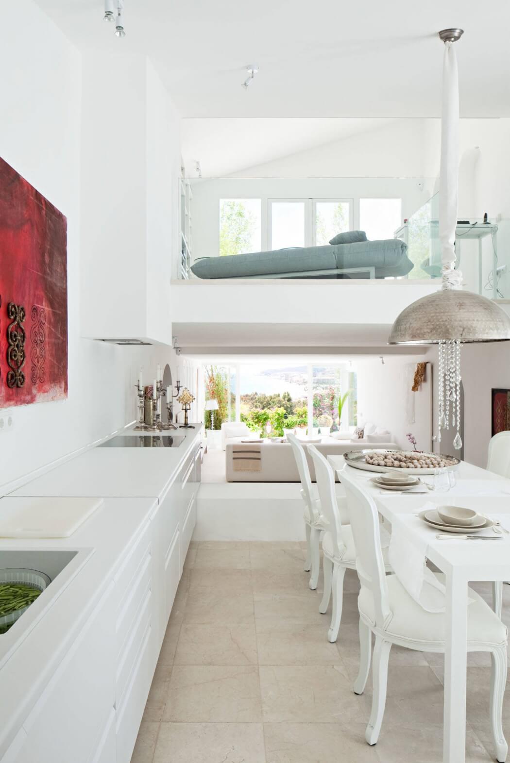 6 11 - Villa Mandarina: Paraíso blanco en Casares (Costa del Sol) lleno de encanto, luz y mar