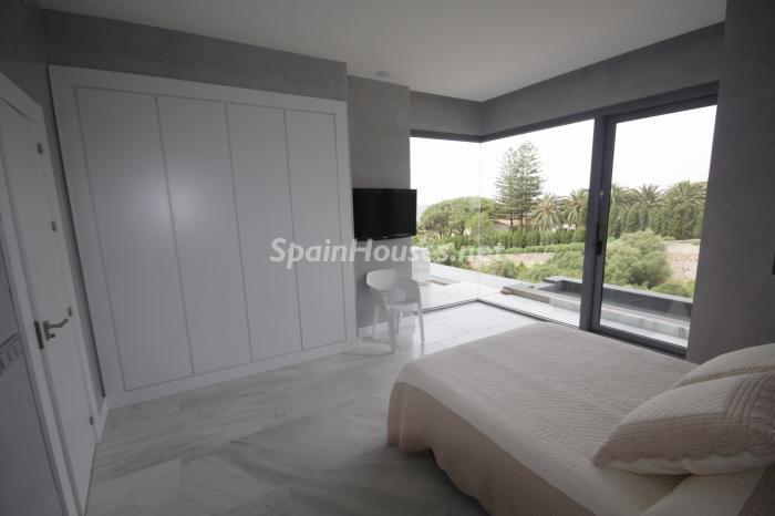 6 habitación 4 - Naturaleza y mar en una fantástica villa en Zahara de los Atunes (Costa de la Luz, Cádiz)