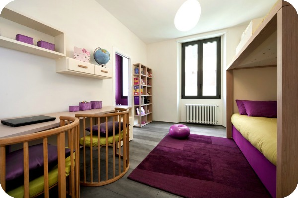 6 - Elegante apartamento romano por Carola Vannini Arquitectura