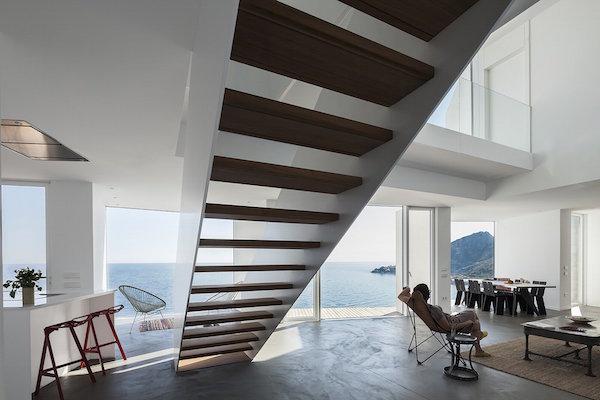 """611 - """"Casa Girasol"""" en Costa Brava, o las múltiples y geniales vistas entre la montaña y el mar"""