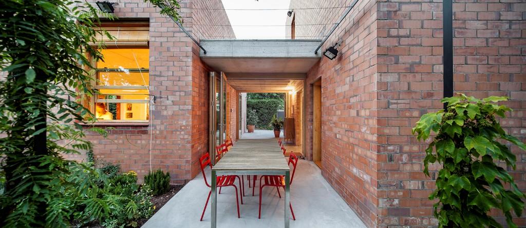 612 - La relación perfecta entre una fantástica casa y su jardín, Sant Cugat del Vallés (Barcelona)