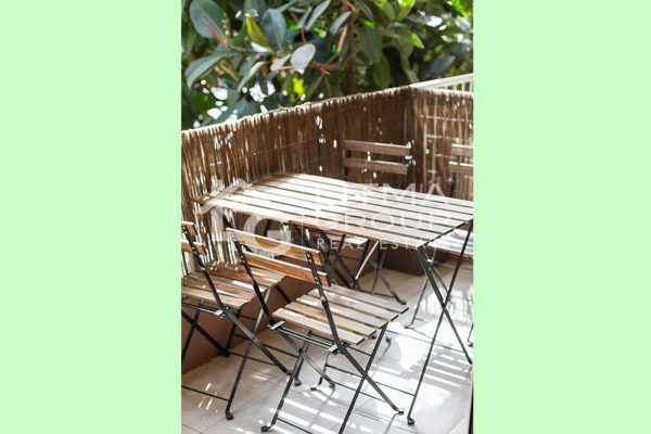 """61363172 2467285 foto 999722 600x400 - Estilo soft y """"open concept"""" en un dúplex de diseño en Sant Gervasi (Barcelona)"""