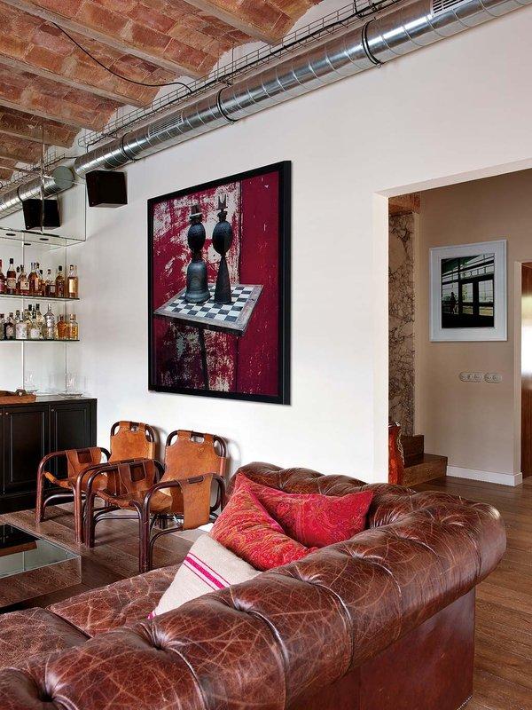 622 - Toque vintage con auténtico encanto en un genial loft reformado en Barcelona
