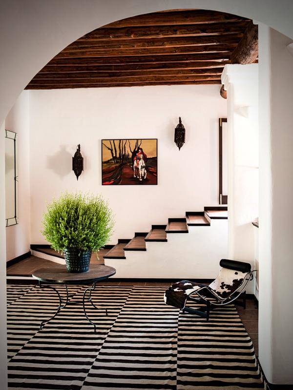 "623 - Preciosa casa con un armonioso y cálido ambiente ""chill out"" en Cala D´Hort, Ibiza"