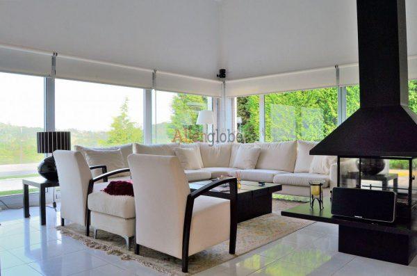 62940833 2583683 foto 237909 600x397 - Descubre este pequeño chalet de estructura moderna y diseño lujoso en Oviedo, Asturias