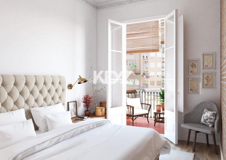 Mini-dormitorios con mucho estilo y funcionalidad