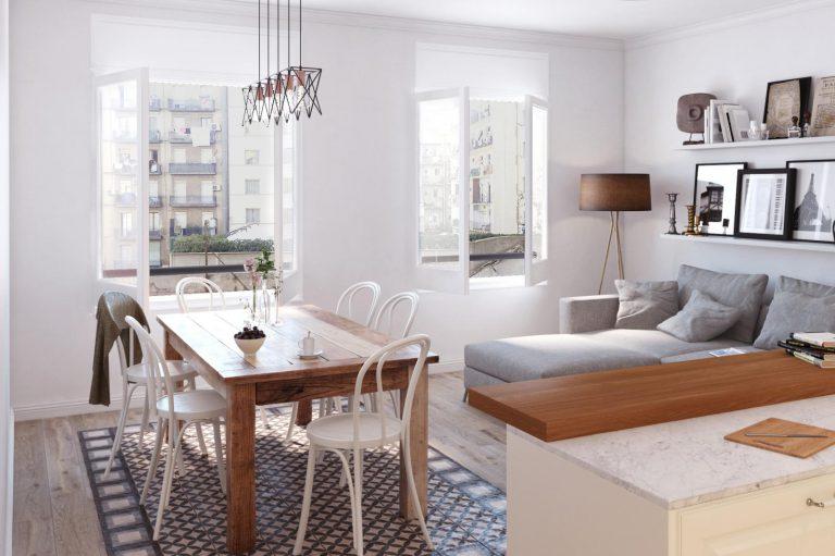 Crece la demanda de nueva construcción en las ciudades de Madrid y Barcelona