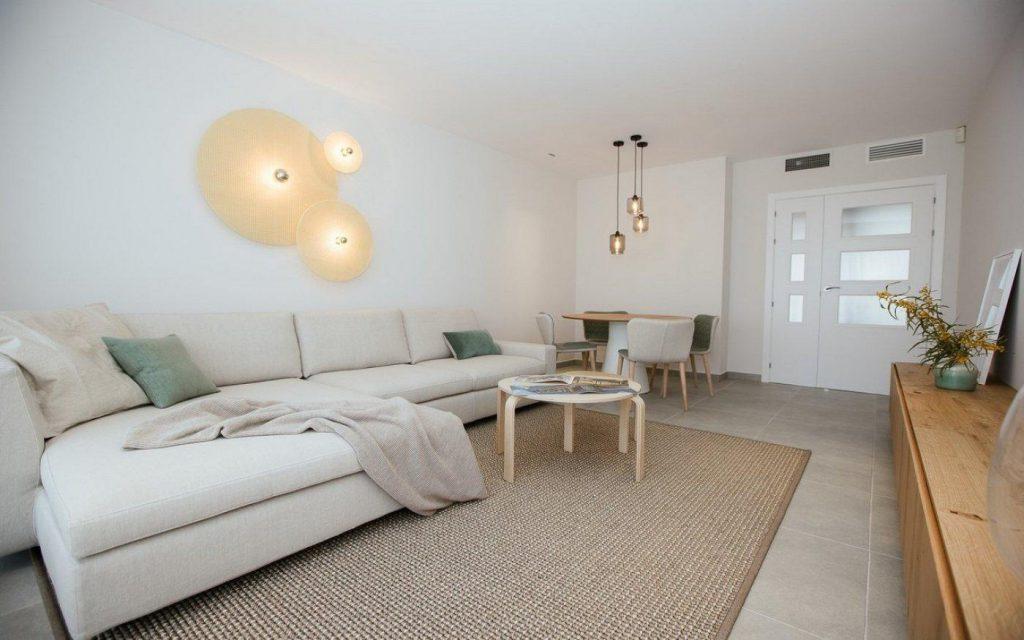 66754663 2662229 foto 691856 1024x640 - Apartamento en primerísima línea de playa a precio de ocasión en La Manga del Mar Menor (Murcia)