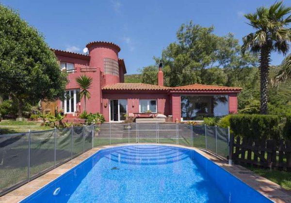 67813633 2468039 foto 720132 600x419 - Vistas a Africa y un paraiso natural en una villa en Tarifa (Cádiz)