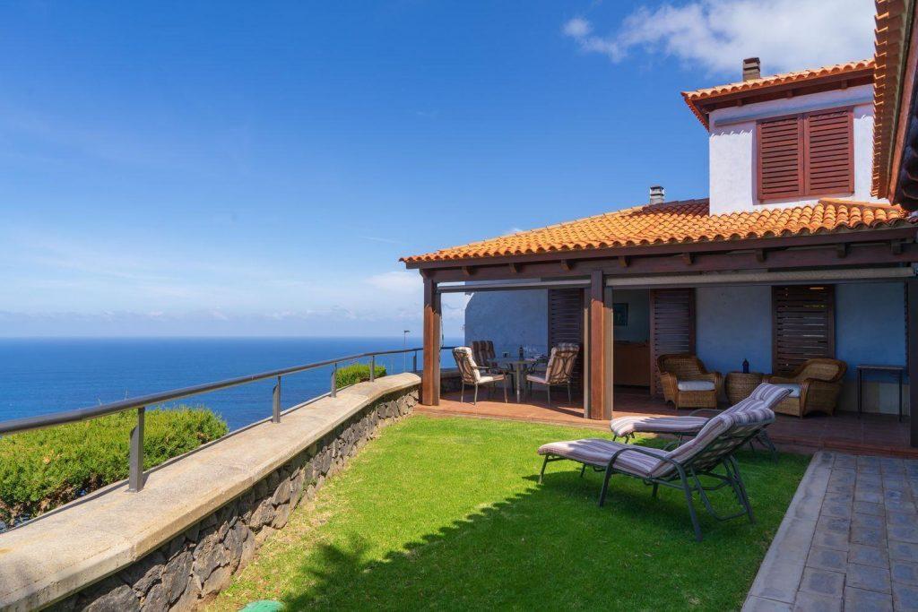 68223621 2926451 foto 308259 1024x683 - Vistas al Teide y el infinito mar en este Chalet el El Pris (Tenerife)