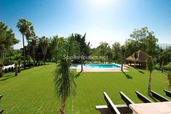 69140074 2209537 foto 605145 600x401 - El estilo decorativo definitivo lo tiene esta lujosa villa en Marbella