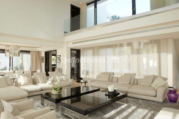 69140074 2209537 foto 893815 600x400 - El estilo decorativo definitivo lo tiene esta lujosa villa en Marbella