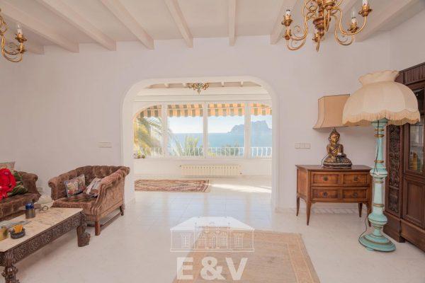69151158 2340733 foto 134939 600x400 - Moraira, un paraíso mediterráneo del que podrás disfrutar al máximo con esta fantástica villa