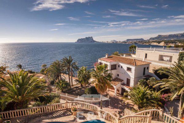 69151158 2340733 foto 391746 600x400 - Moraira, un paraíso mediterráneo del que podrás disfrutar al máximo con esta fantástica villa