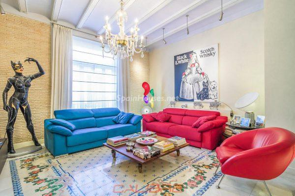 69402407 2261020 foto70856303 600x400 - Si eres amante del Pop Art, tu piso perfecto está en Valencia