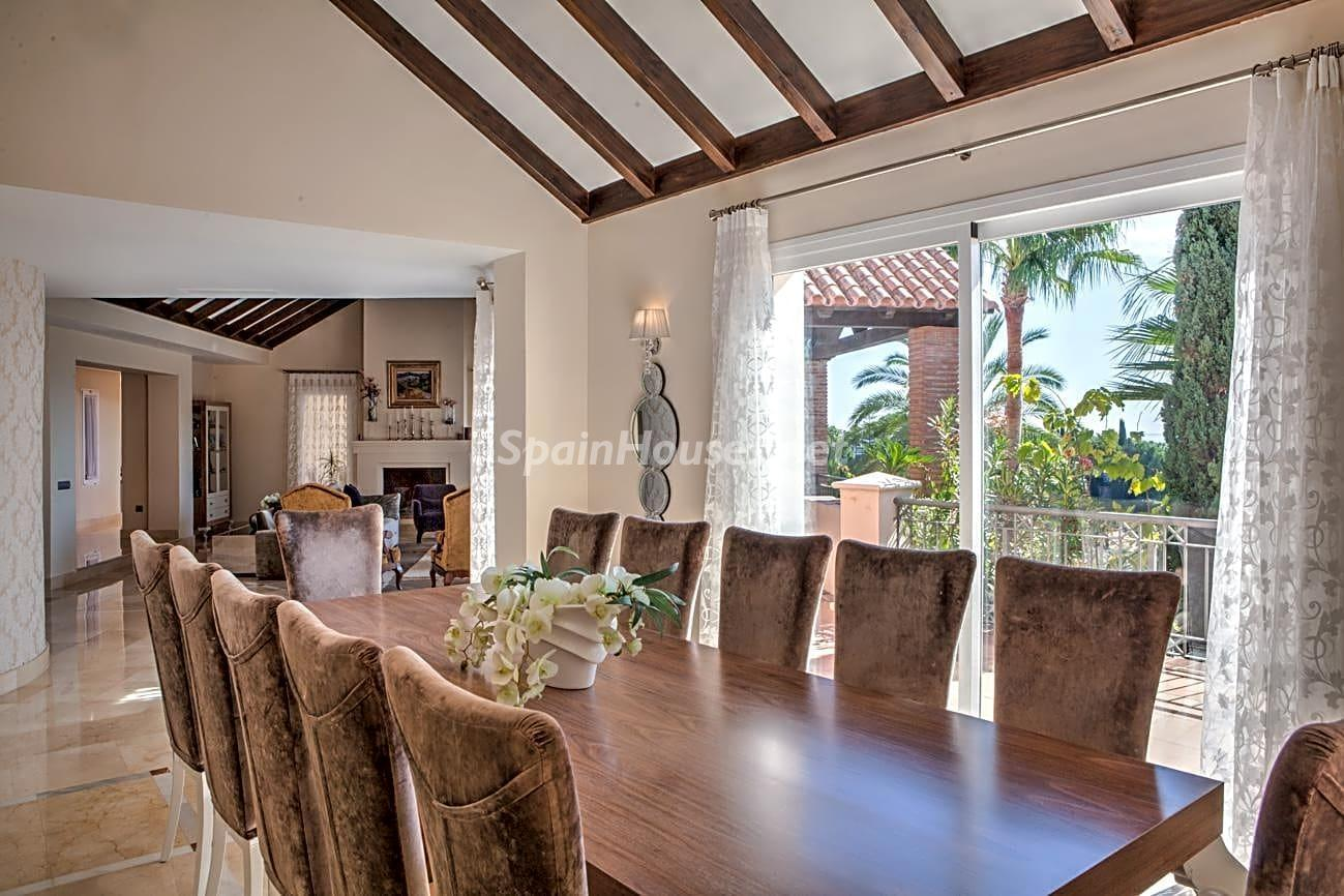 69700916 3159947 foto 186616 - Diseño romano, elegancia y lujo en esta maravillosa villa en Benahavís