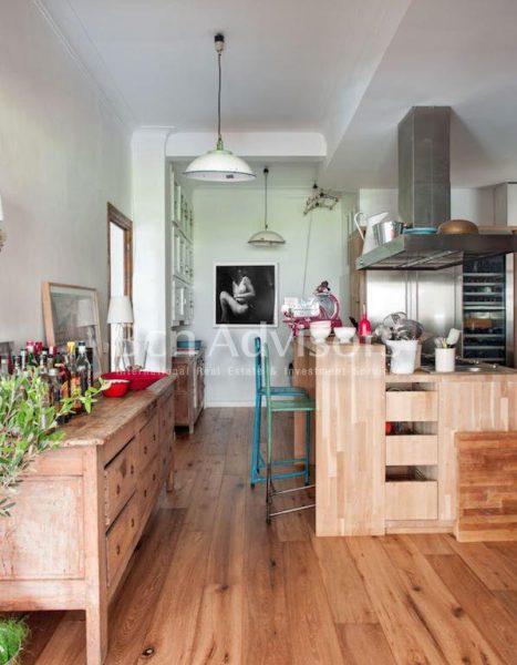 """69737784 2311828 foto 681960 467x600 - Los pisos de estilo """"vintage"""" inundan las grandes ciudades de España"""