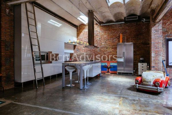 """69737784 2311866 foto 188269 600x400 - Los pisos de estilo """"vintage"""" inundan las grandes ciudades de España"""