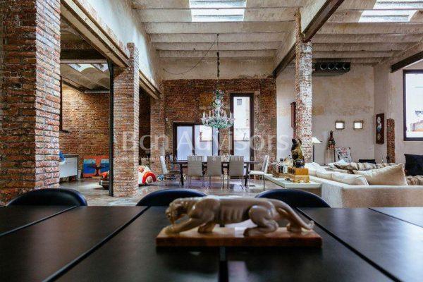 """69737784 2311866 foto 830121 600x400 - Los pisos de estilo """"vintage"""" inundan las grandes ciudades de España"""