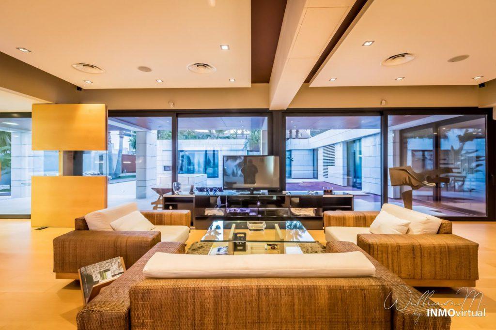 69739038 2311171 foto73949309 1024x682 - Diseño de resort de lujo en este majestuoso y moderno chalet independiente en El Puntal (Murcia)