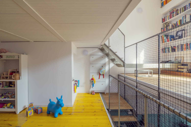 """7 5 - """"La Casa de Juno"""": original, sorprendente y práctica vivienda en Poblenou, Barcelona"""