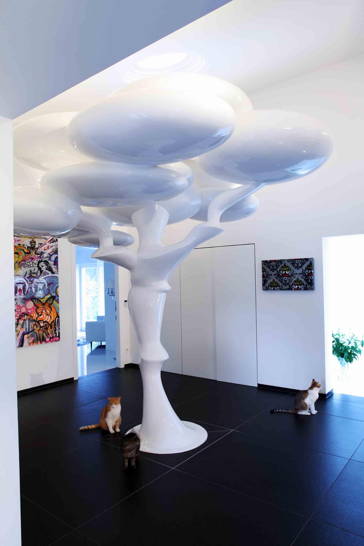 7 9 - Espectacular casa llena de originalidad y diseño en Son Vida, Palma de Mallorca