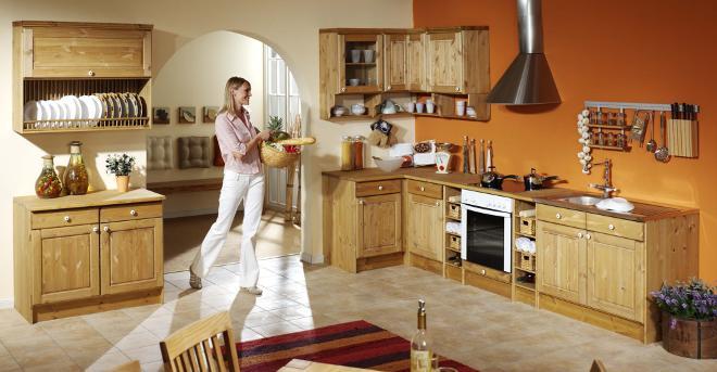 7 sept Cocina - Tonos Marrones y Naranjas para Tu Cocina