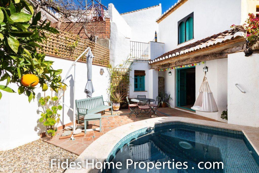 70959055 2777969 foto 124708 1024x683 - Un pedacito de cielo en el corazón del Valle de Lecrín (Granada)