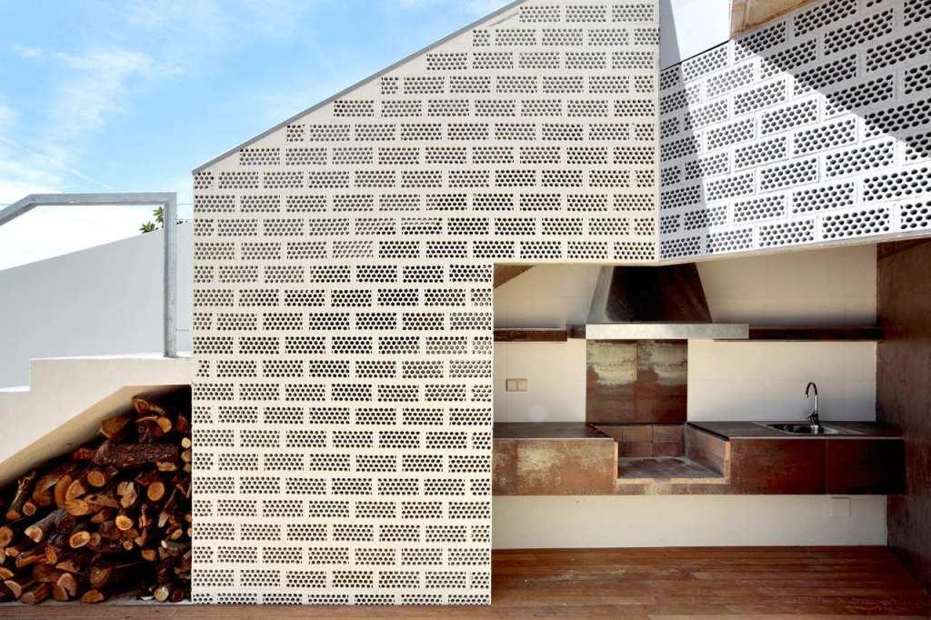 71 - Casa Ripolles-Manrique: diseño contemporáneo en Benicasim (Costa del Azahar, Castellón)