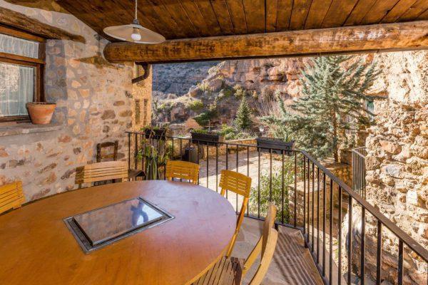 71532983 2478205 foto 829764 600x400 - Descubre el paraíso natural único que rodea esta preciosa casa rural en el corazón del Pre-Pirineo
