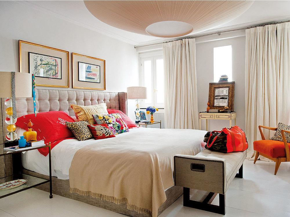 717 - Precioso piso reformado en Madrid: toque ecléctico lleno de luz, arte y decoración