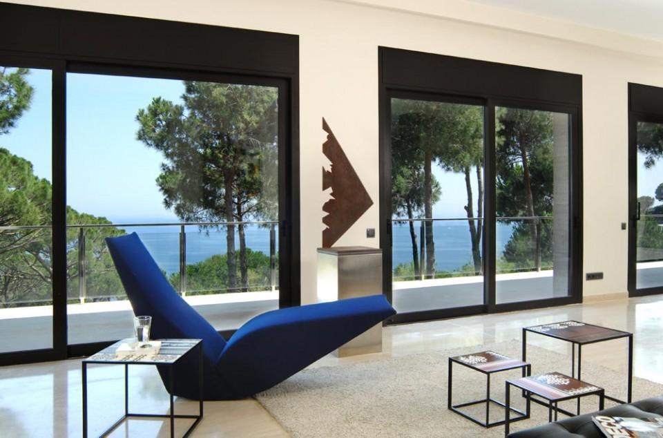 72 - Entre la intimidad y el paisaje: casa de lujo en Sant Feliu de Guíxols (Costa Brava, Girona)