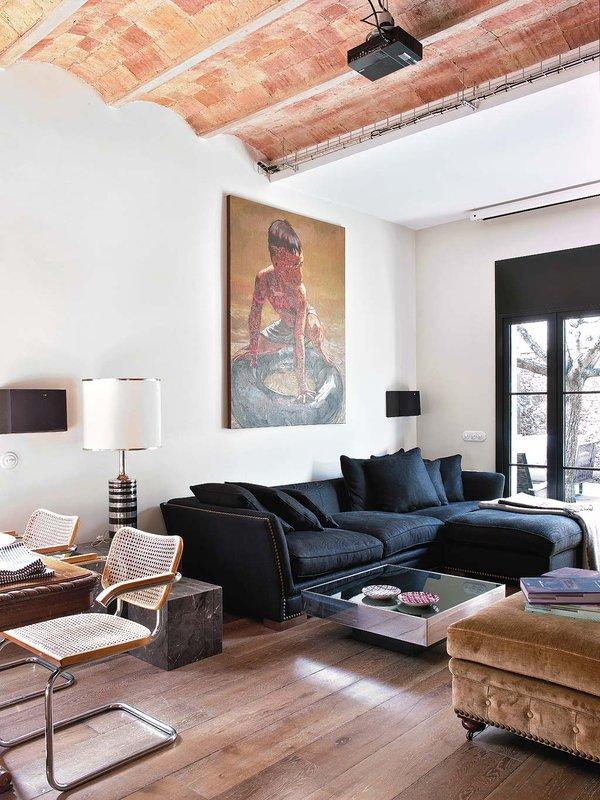 723 - Toque vintage con auténtico encanto en un genial loft reformado en Barcelona