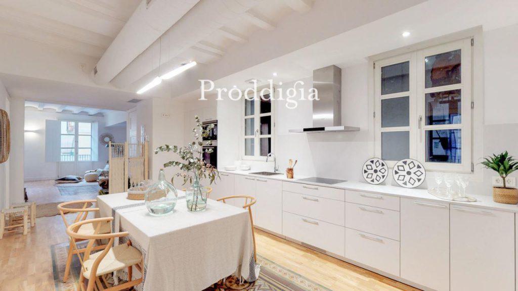 73414131 2737104 foto 535857 1024x576 - Si eres amante del mid-century moderno tu piso perfecto esta en Barcelona